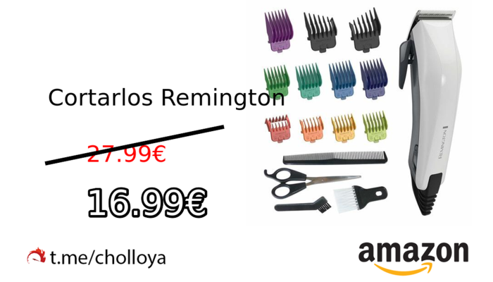 Cortarlos Remington