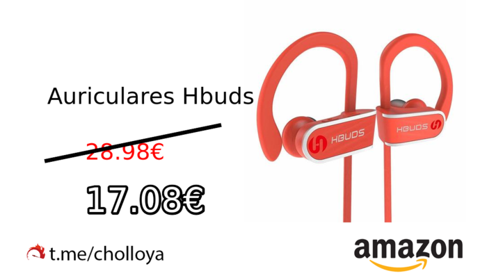 Auriculares Hbuds