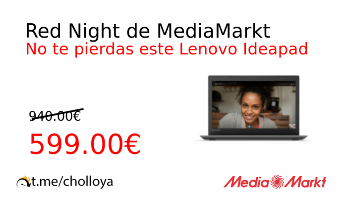 Red Night de MediaMarkt
