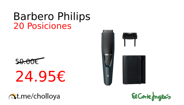 Barbero Philips