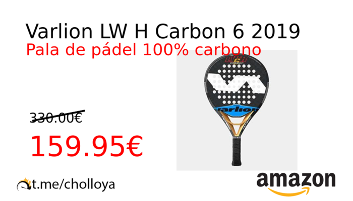Varlion LW H Carbon 6 2019​​​​​​​