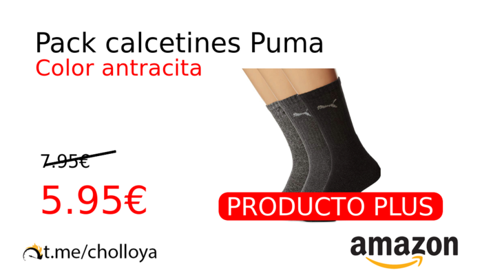 Pack calcetines Puma