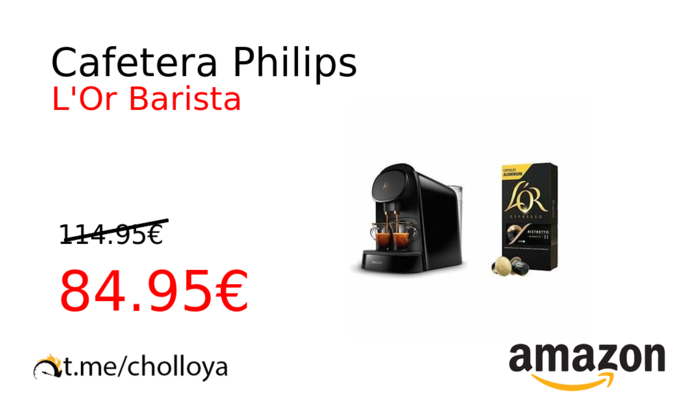 Cafetera Philips