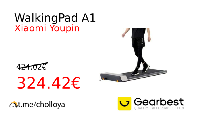 WalkingPad A1