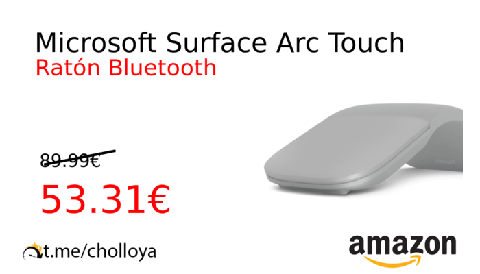 Microsoft Surface Arc Touch