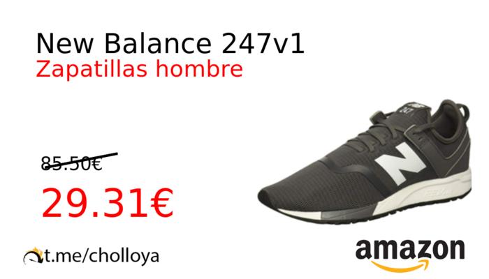 new balance 247v1 hombre