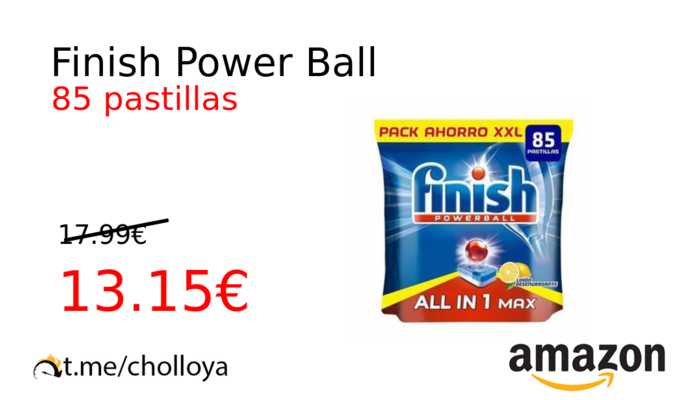 Finish Power Ball