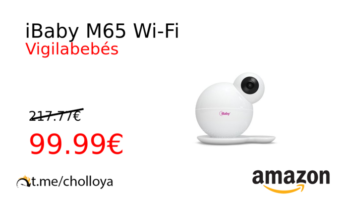 iBaby M65 Wi-Fi