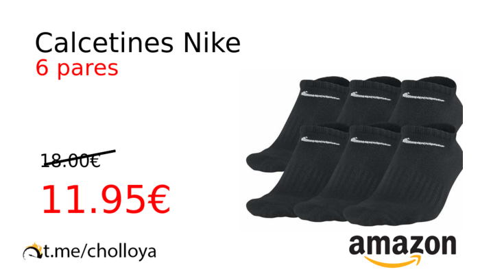 Calcetines Nike