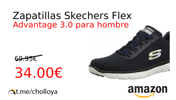 Zapatillas Skechers Flex