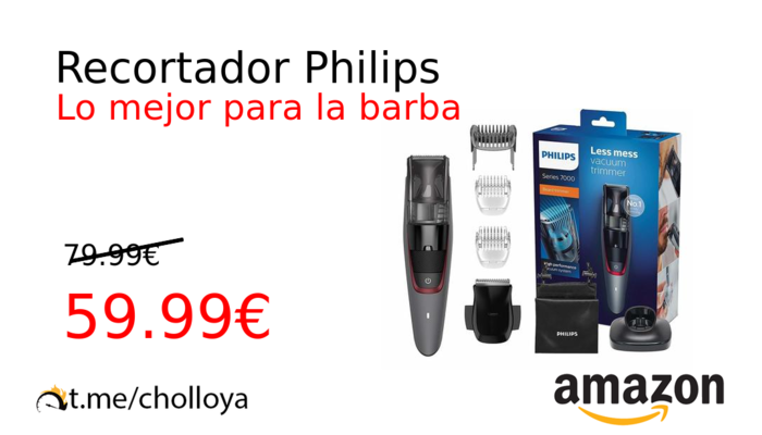 Recortador Philips