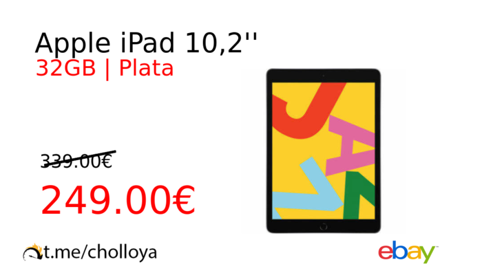 Apple iPad 10,2''