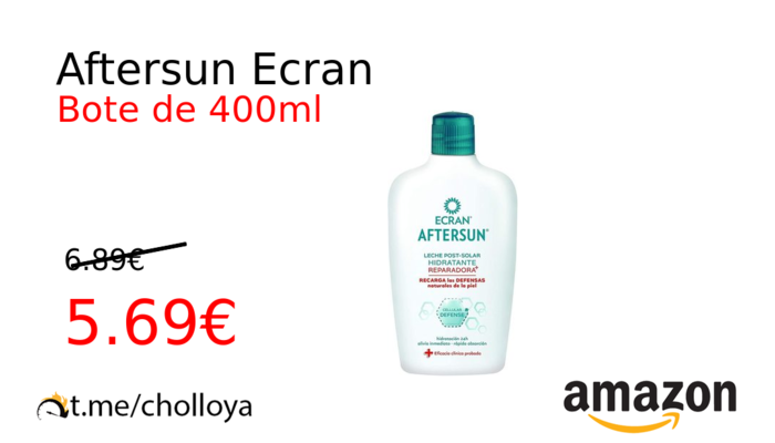 Aftersun Ecran