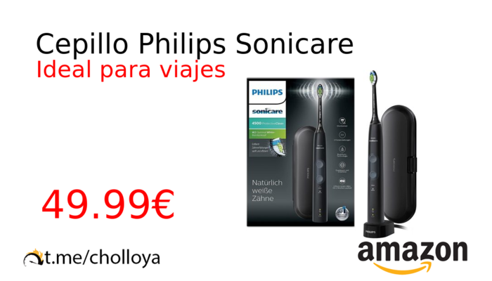 Cepillo Philips Sonicare
