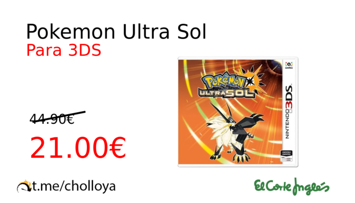 Pokemon Ultra Sol