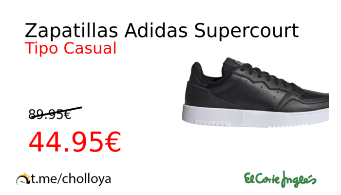 Zapatillas Adidas Supercourt