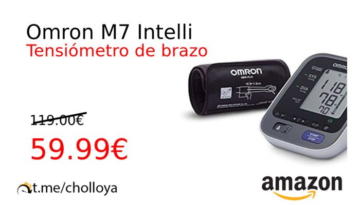 Omron M7 Intelli