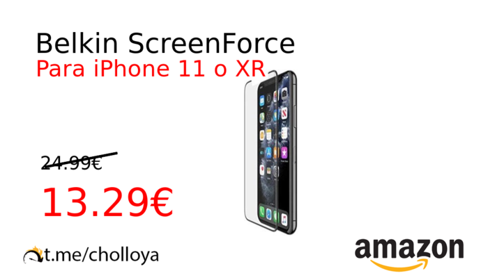 Belkin ScreenForce