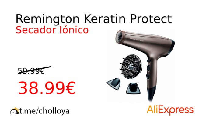 Remington Keratin Protect
