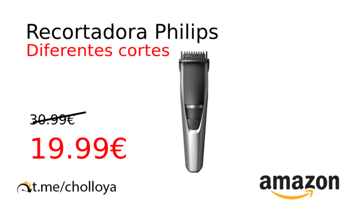 Recortadora Philips