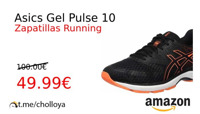 Mejor oferta ❗Asics Gel Pulse 10